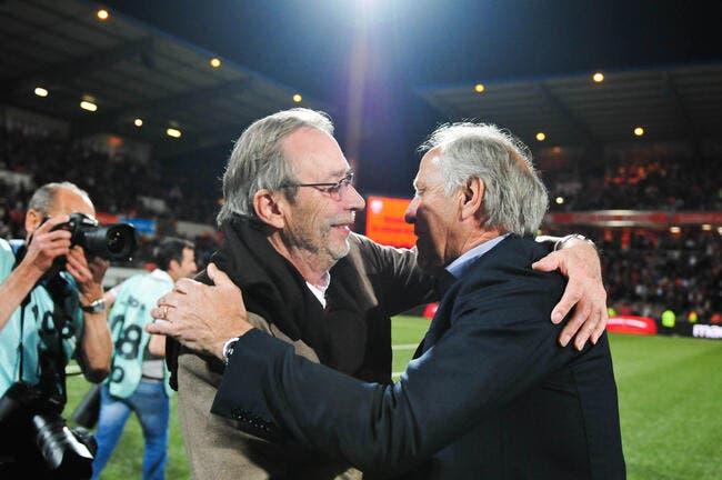 Officiel : Lille et René Girard, c'est fini !