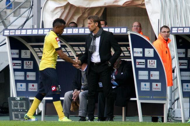 Renard au boulot à Lille, il veut recruter Jordan Ayew