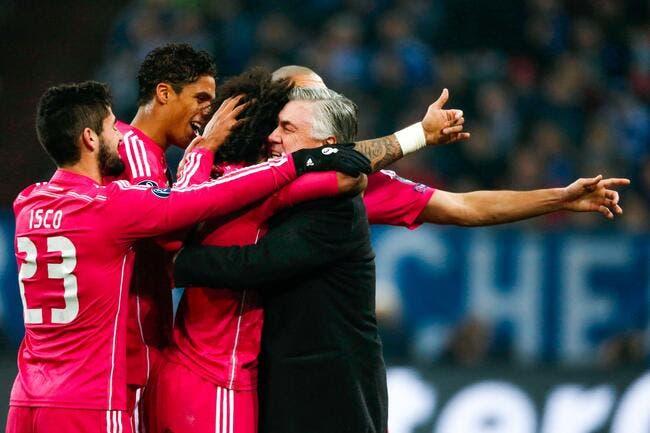Ancelotti pose un gros problème au Real Madrid