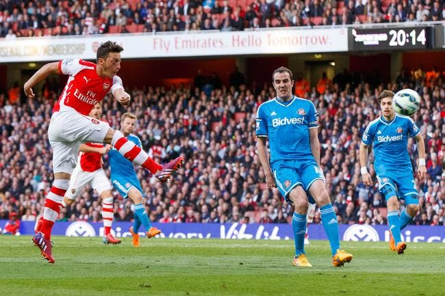 Arsenal - Sunderland : 0-0