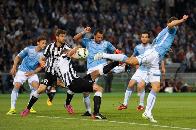 La Coupe d'Italie, c'est pour la Juventus !