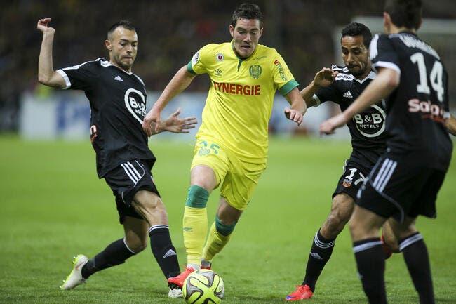 Ce cadre du FC Nantes qui cherche un club européen