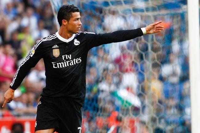Cristiano Ronaldo a un joker nommé PSG dans sa manche