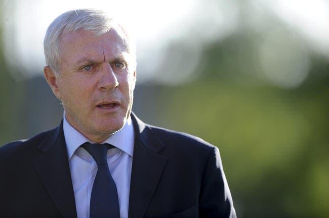 Formation, fair-play financier, le PSG est largué estime Fernandez