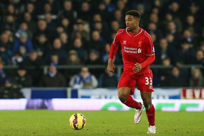 Liverpool verrouille Jordon Ibe jusqu'en 2020