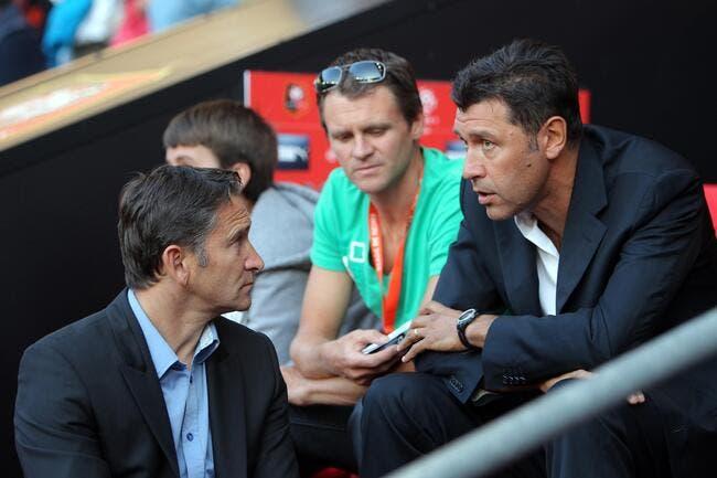 Rennes rend un hommage appuyé à l'OL avant la 38e j.