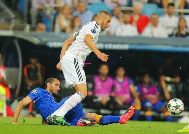 Saison terminée pour Benzema