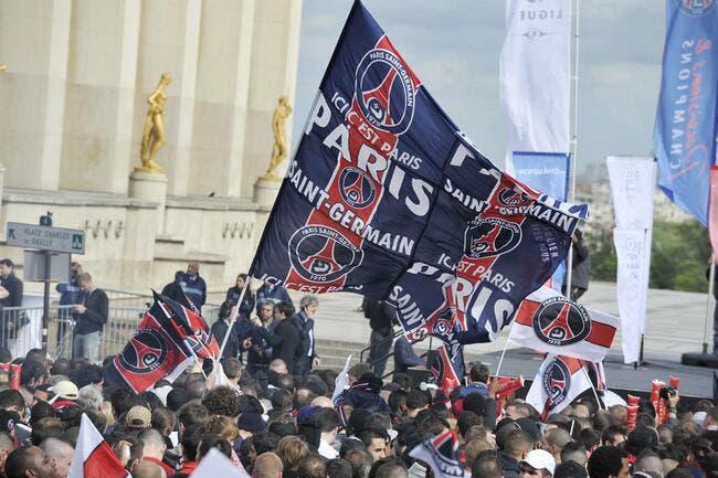 A Paris, le PSG n'est pas le bienvenu pour faire la fête