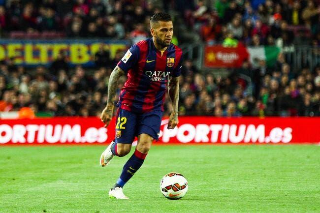 Accord en vue entre Daniel Alves et le PSG !