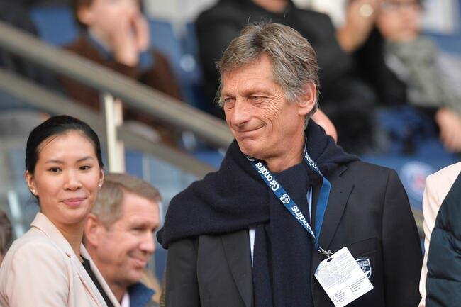 Gourcuff, naming, vente du club, le patron de Bordeaux fait le point