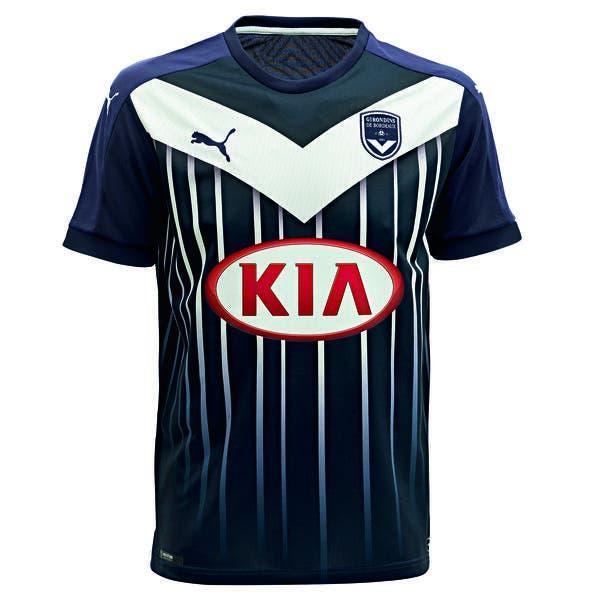 Bordeaux s'inspire de son stade pour son nouveau maillot !