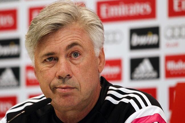 Le Real Madrid pense à garder Ancelotti sous certaines conditions…