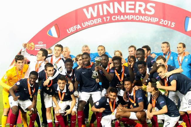 U17 : La France championne d'Europe