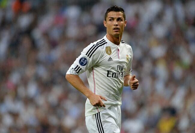 Une surréaliste offre à 125 ME du PSG pour Cristiano Ronaldo