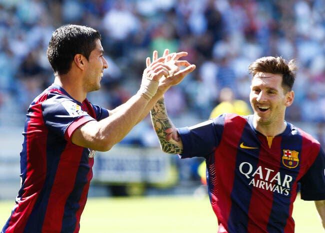 FC Barcelone – La Corogne 2-2