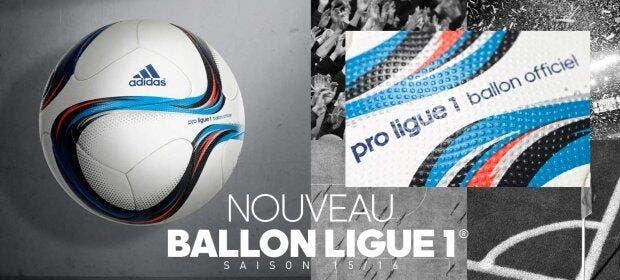 La LFP dévoile le Ballon Ligue 1 pour la saison 2015-2016