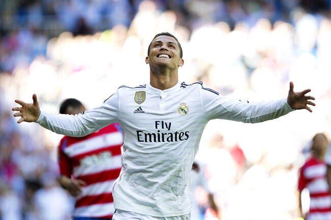 Cristiano Ronaldo a encore 4 objectifs de gala !