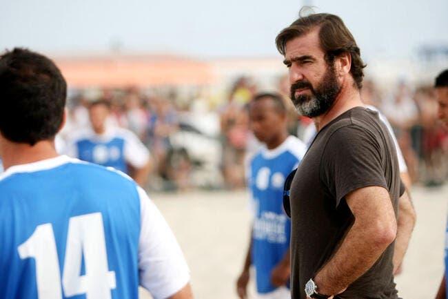 Un avocat pas au top, et Cantona digère mal