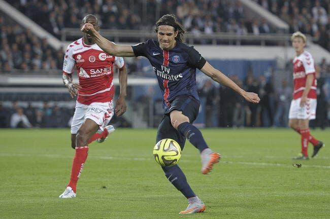 Cavani officialise son choix pour le mercato du PSG