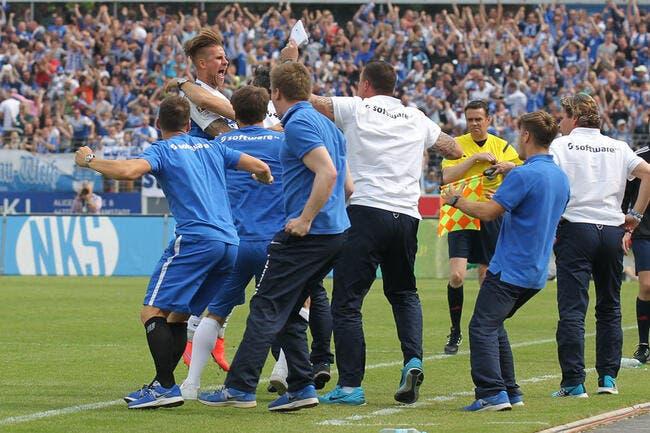 Deux improbables promus en Bundesliga