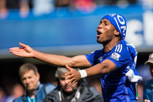 Drogba annonce son départ de Chelsea !