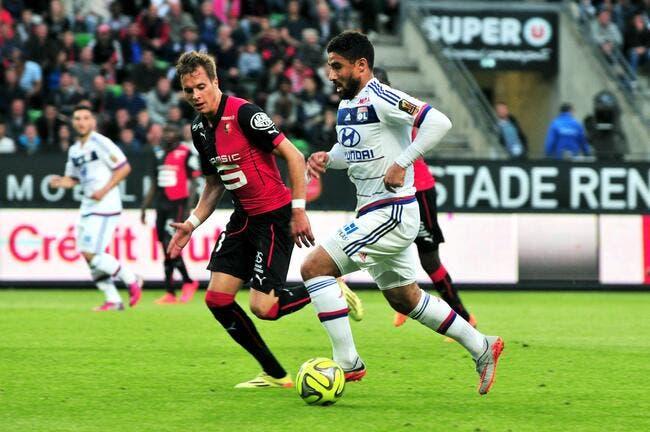 L'OL remet Rennes à sa place : 9e