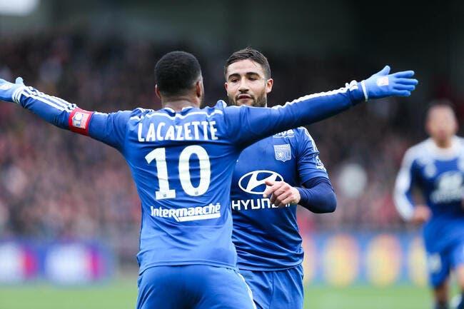 Le PSG pas assez riche pour Lacazette et Fekir balance Aulas