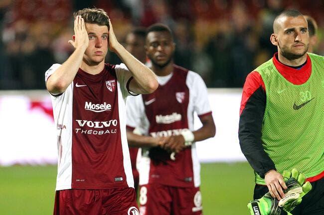 Metz a presque honte de sa fin de saison