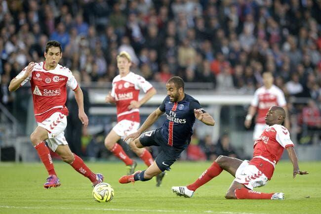 Reims n'a pas voulu « gâcher la fête » du PSG