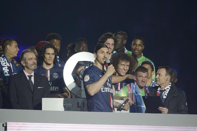 BRP ricane du «Vive la France» de Zlatan Ibrahimovic