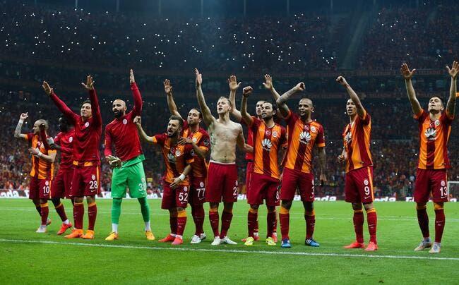 Galatasaray champion de Turquie