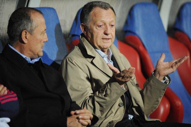 L'OL recrutera en mode Ligue des champions promet Aulas