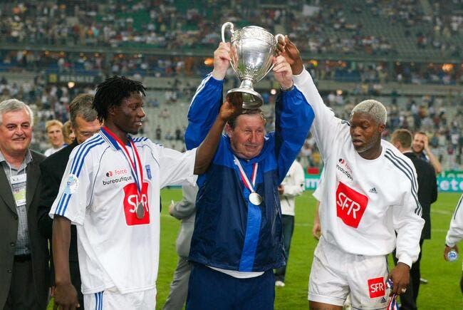 Finale PSG-Auxerre, Guy Roux fait un rêve