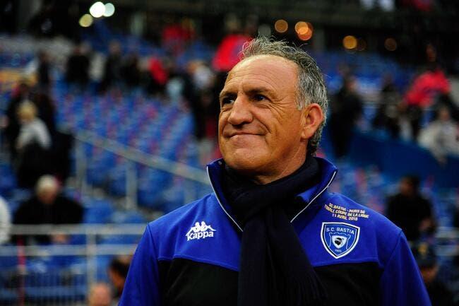 Bastia confirme Printant jusqu'en 2017