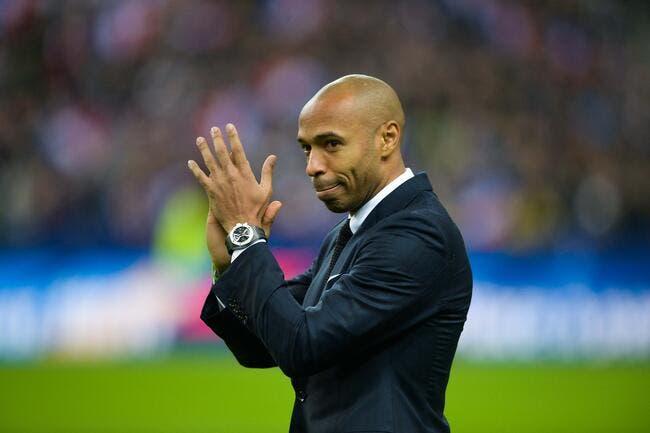 Thierry Henry baisse d'un ton après ses critiques contre Giroud