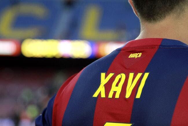 Xavi au PSG, ce n'est pas une blague..à priori
