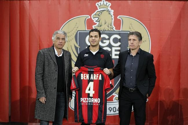 Ben Arfa va officiellement (encore) signer à Nice