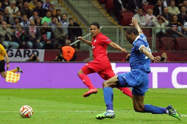L'Europa League, c'est toujours pour Séville !