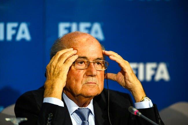 La FIFA et Blatter, une « mafia» dénoncée par un ancien cadre