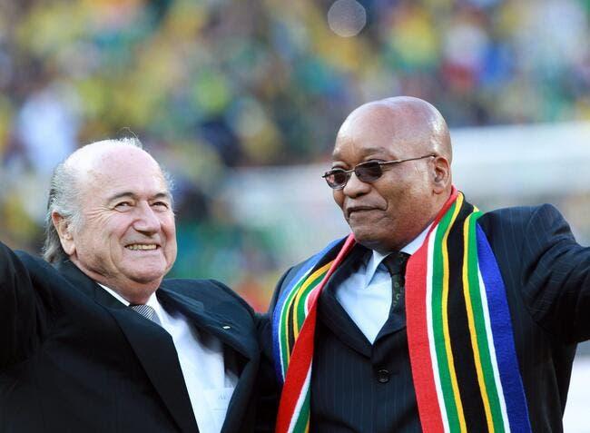 Le Mondial en Afrique du Sud attribué grâce à la corruption ?