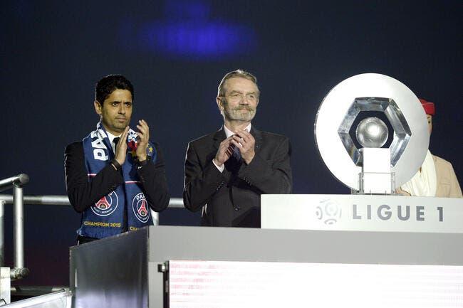 Thiriez a un drôle de conseil pour l'OL et l'OM contre le PSG