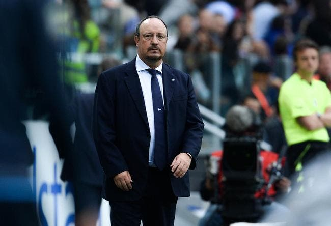Benitez présenté mercredi au Real Madrid