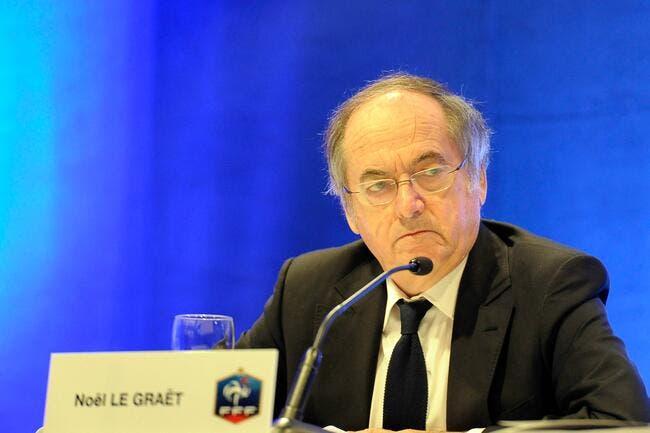 FIFA : Blatter encore et toujours président, Le Graët va voter pour