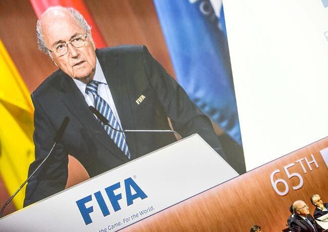 FIFA : Le Prince Ali se retire, le Roi Blatter réélu par abandon !