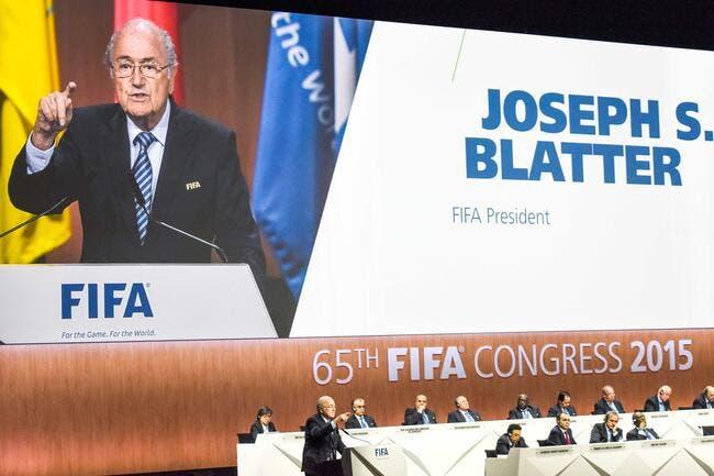 FIFA : Un deuxième tour, mais Blatter archi-favori !