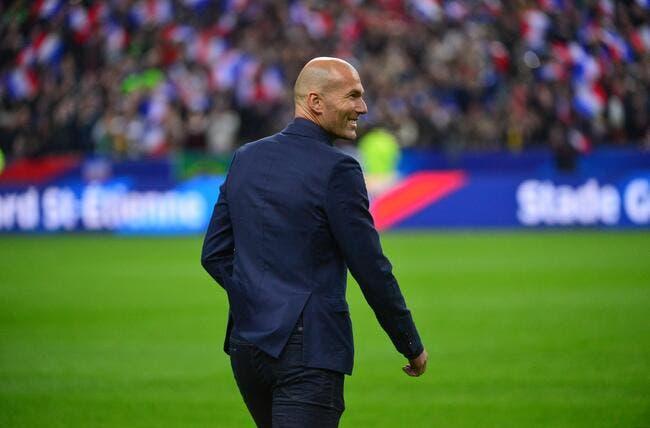 Zidane est fada du travail de Bielsa à l'OM