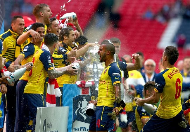 Arsenal s'offre une 12e Cup et entre dans l'histoire