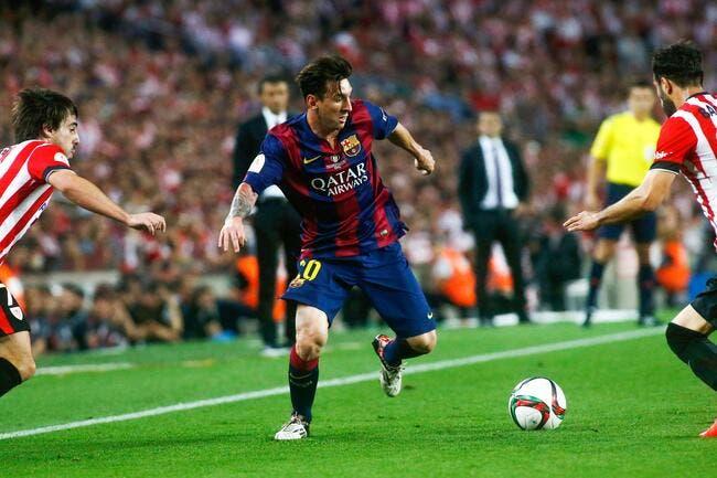 Coupe du Roi : Bilbao - Barcelone : 1-3