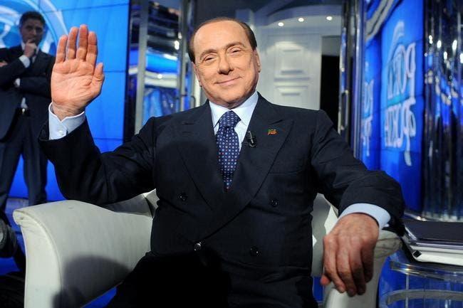 Le PSG agace un pauvre Berlusconi qui ne manque pas d'air