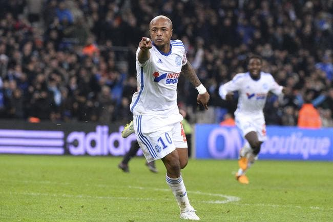 Moins gourmand, André Ayew se dirige vers la Roma
